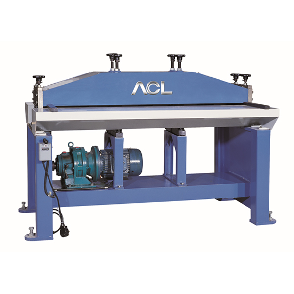 DUCT GROOVING MACHINE