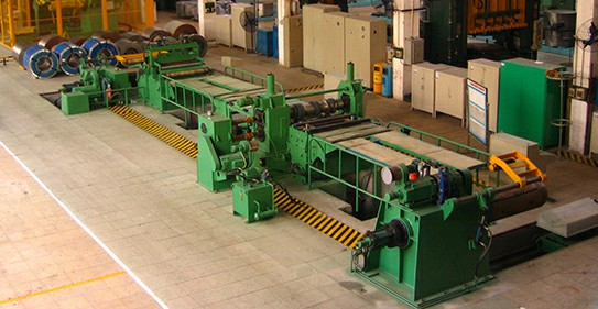 Slitting Line Machines Are The Best Companions Of Steel And Manufacturing